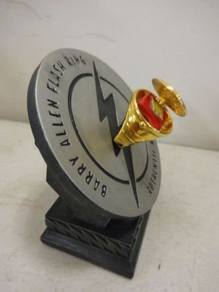 Flash Ring Prop, DC Direct, Limited Edition - 2