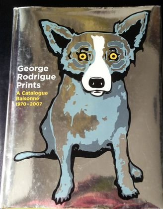George Rodrigue Signed Book