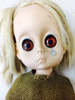 Hasbro Little Miss No Name Doll with Tear, 1965 - 2