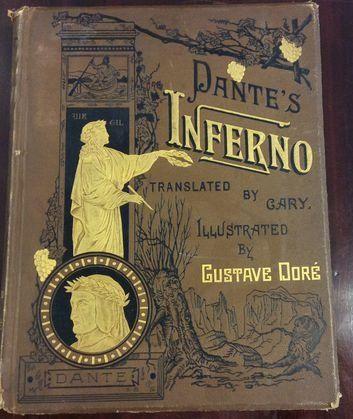 Gustave Dore, Dante's Inferno