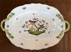 Hungarian Herend Rothschild Platter