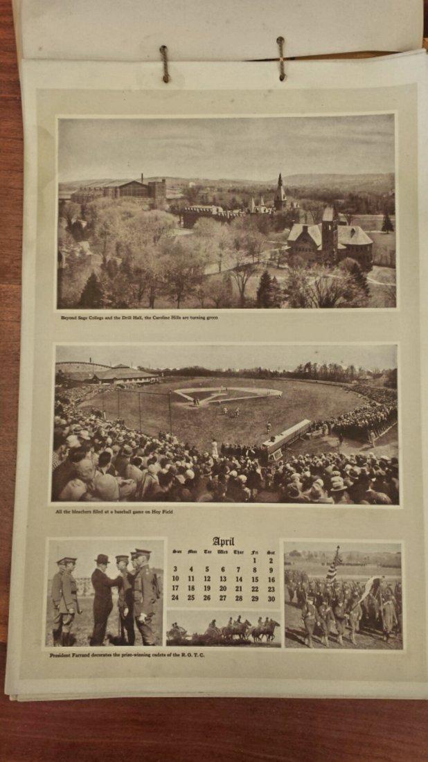 1927 Cornell University Calendar - 2