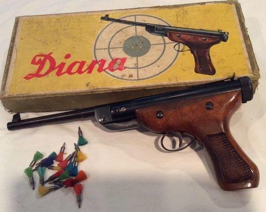 """German Pellet/Dart Gun, """"Diana"""""""