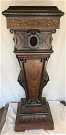American Antique Renaissance Pedestal