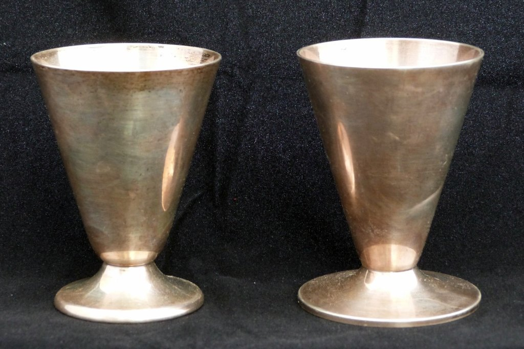 5: Pr of Sterling  Cups