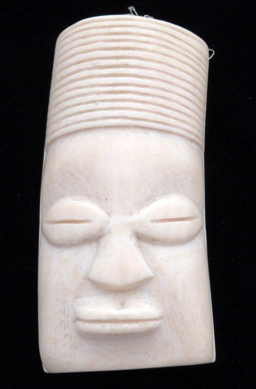 49: Chinese Ivory Mask