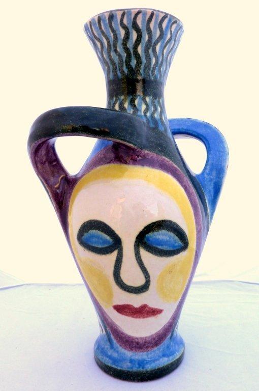 63: Art Vase