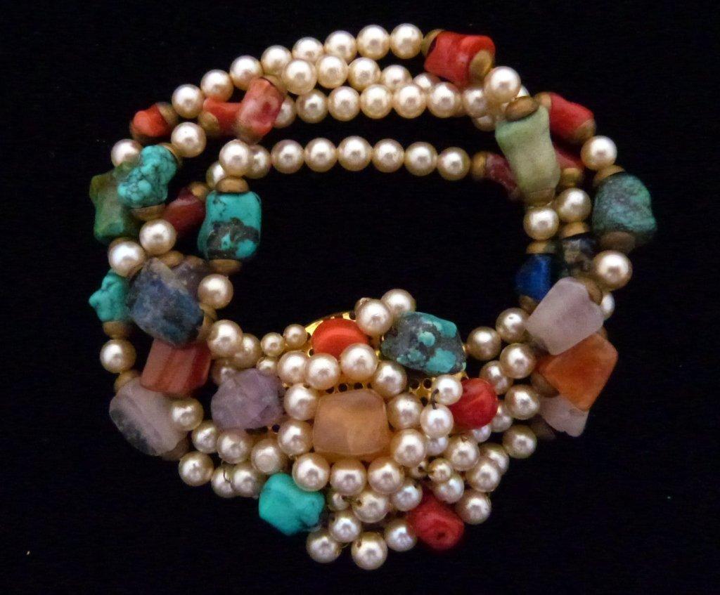 13: Bracelet Attrib. Miriam HaskelL