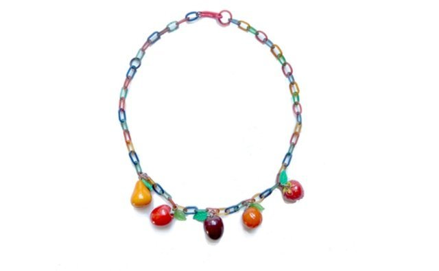 5: Bakelite Necklace and Bracelet