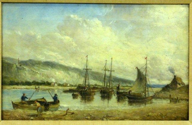 Sir Alfred Vickars (British, 1786-1868)