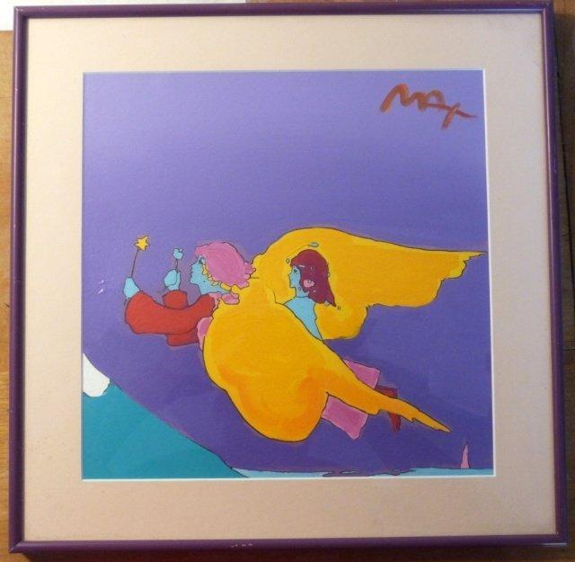Peter Max (American / German, 1937)  1996  no. 33214