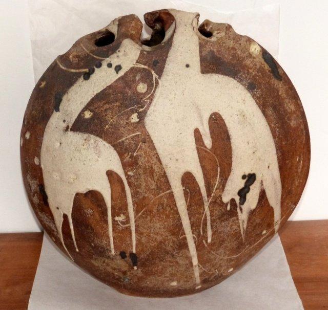 James Tower Ceramic Vessel