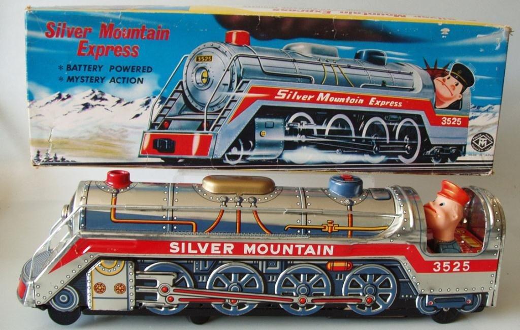 7: SILVER MOUNTAIN EXPRESS MIB