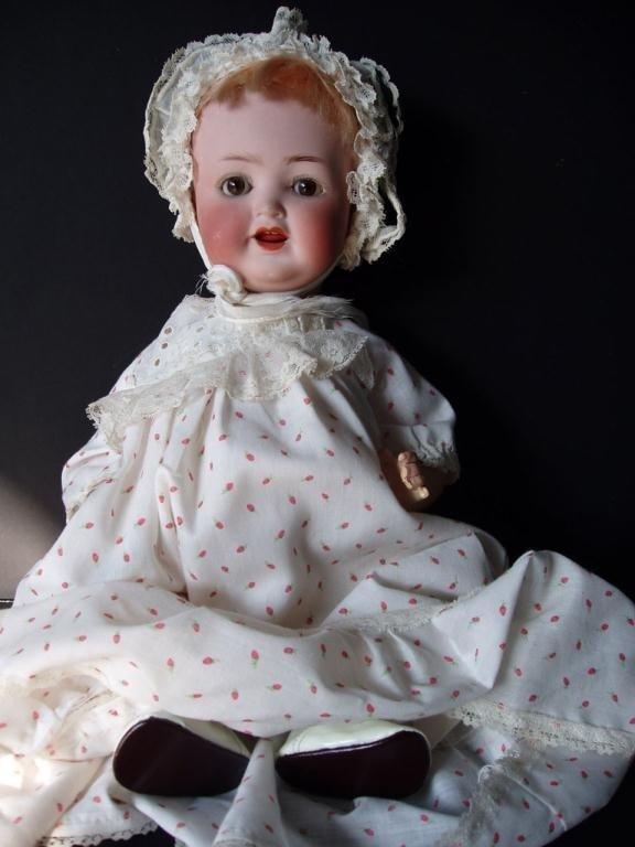 9: ANTIQUE HEUBACH-KOPPELSDORF BABY DOLL