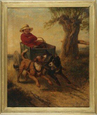 2: Henriette Ronner (Dutch, 1821-1909)