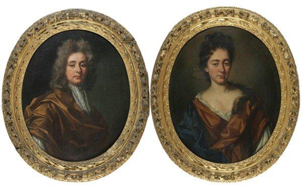 5: Attributed to Sir Godfrey Kneller (British, 1646-172