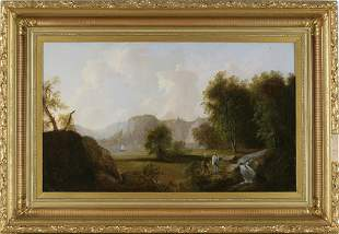 Attributed to Thomas Doughty (American, 1793-1856)