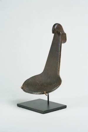 Bird of Prey Effigy Ladle