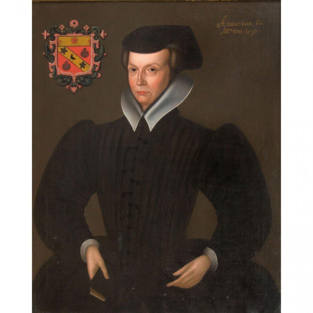 1: British School, late 16th Century