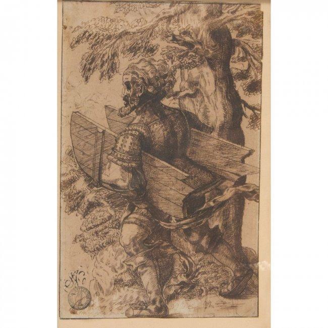 5: Attributed to Jost Amman (Swiss, 1539-1591)