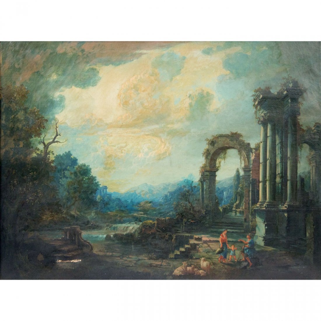 6: Italian School, 18th Century