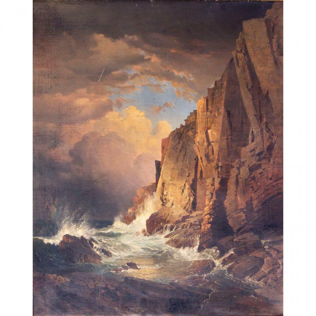 18: William Trost Richards (American, 1833-1905)