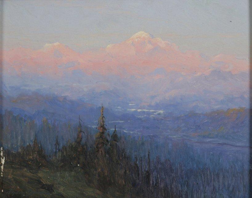 252: Sydney Mortimer Laurence (American, 1865-1940)