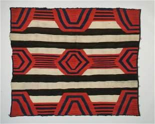 Third Phase Navajo Chief's Blanket