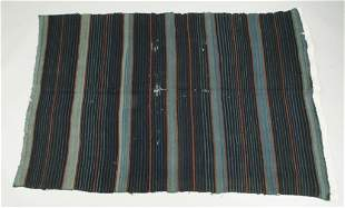 Group of Three Woven Blankets