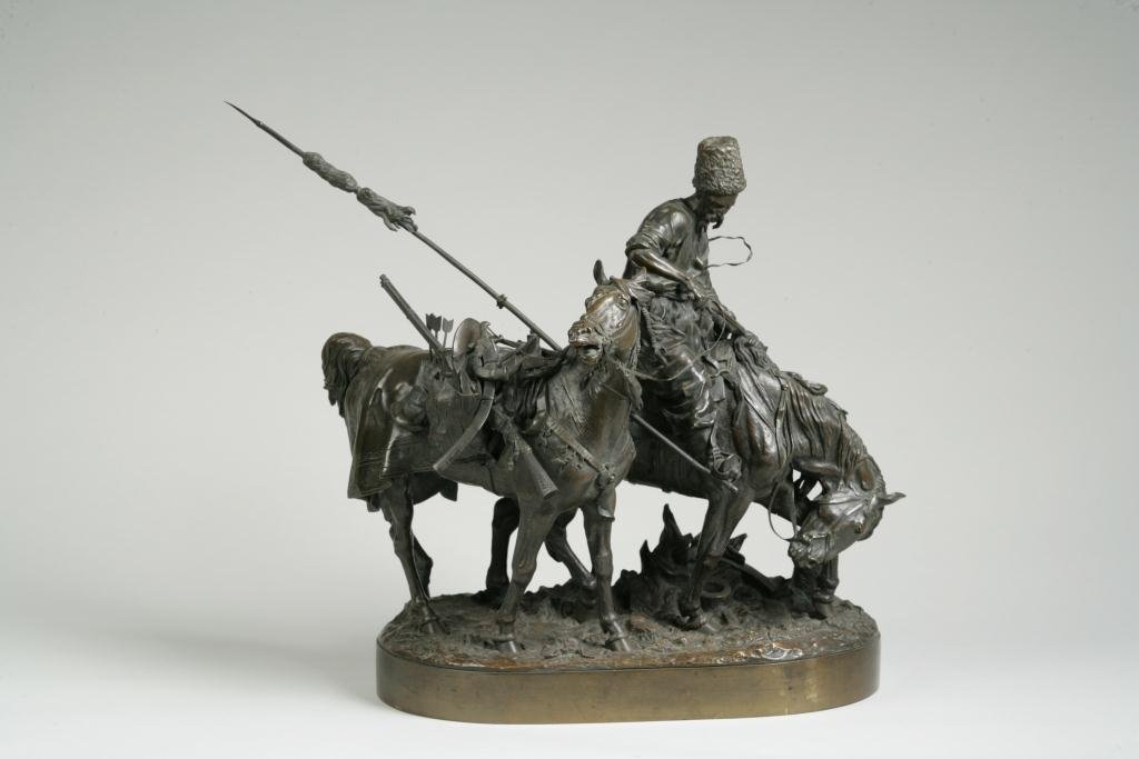 Evgeny Lanceray (Russian, 1848-1886)