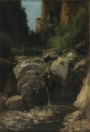 School of Gustav Courbet
