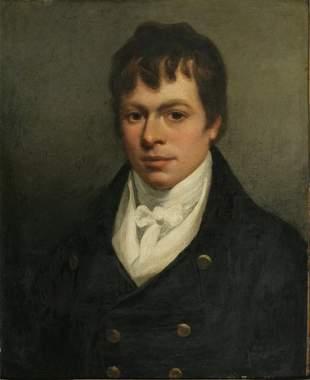 Attributed to Sir Henry Raeburn (Scottish, 1756-1823)