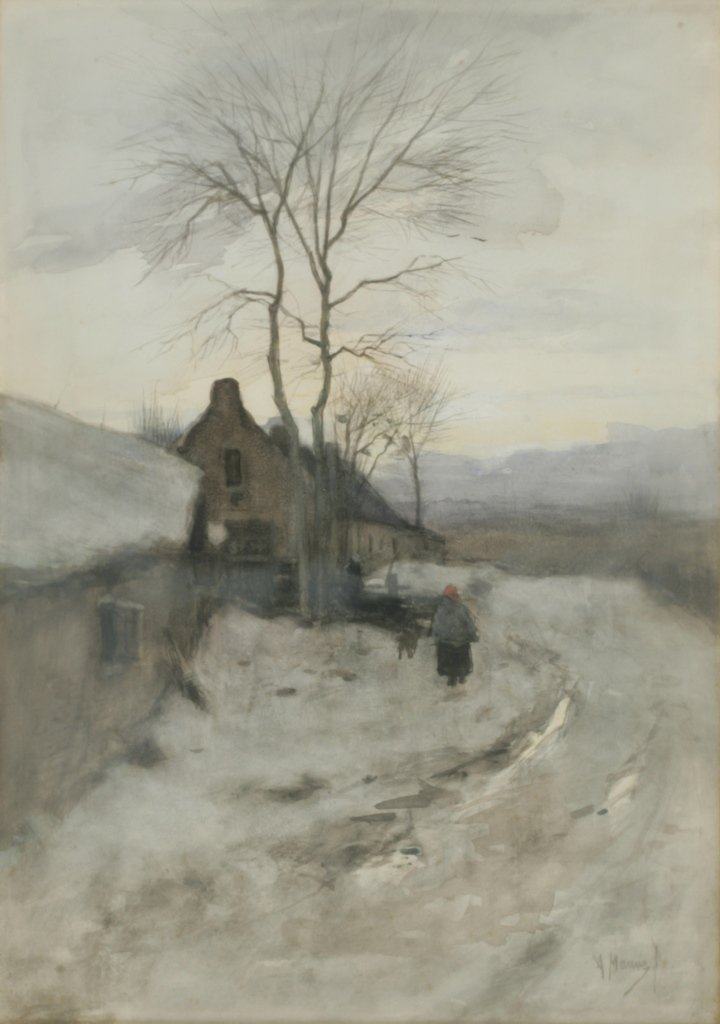 Anton Mauve (Dutch 1838-1888)