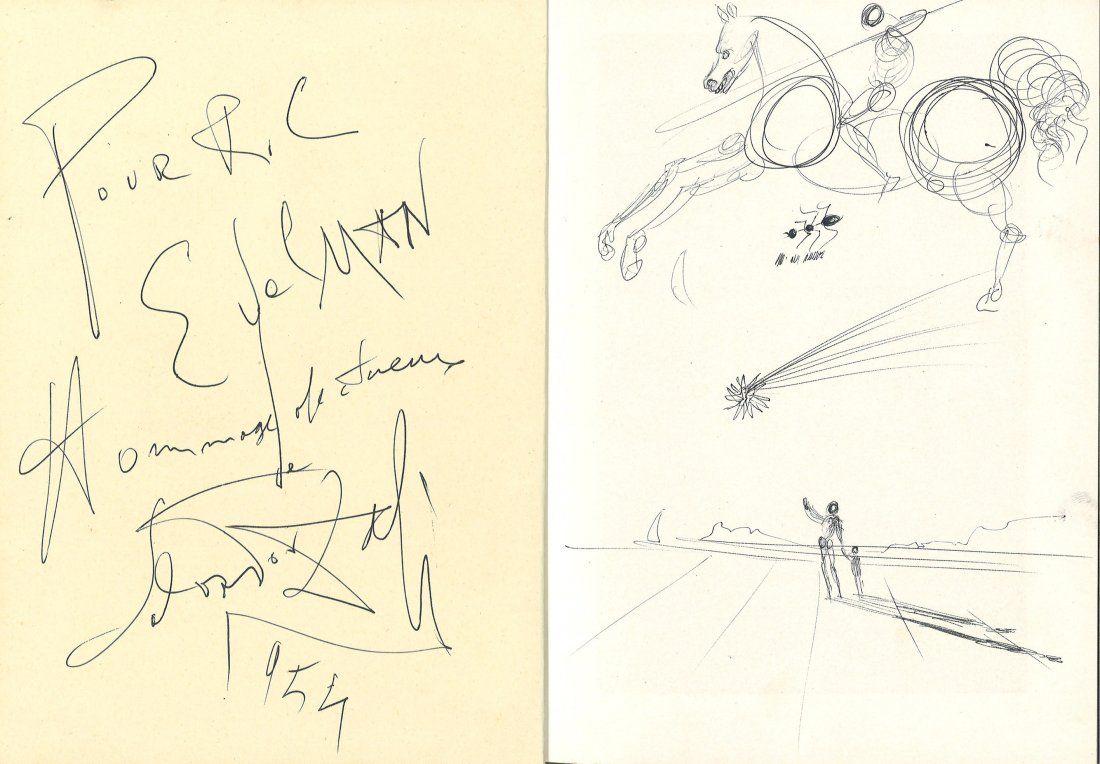 Salvador Dalí (Spanish, 1904-1989)