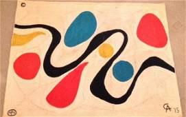 Alexander Calder (American 1898�1976)