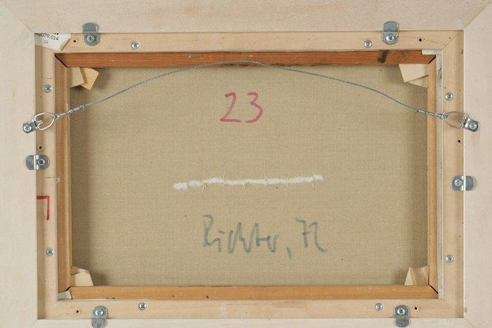 Gerhard Richter, Vermalung (Braun) or Inpainting - 2