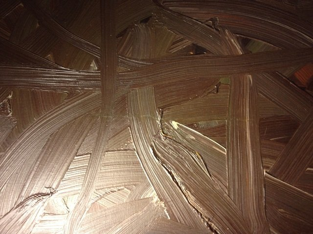 Gerhard Richter, Vermalung (Braun) or Inpainting - 5
