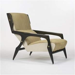 Gio Ponti, Lounge Chair from the Hotel Parco dei