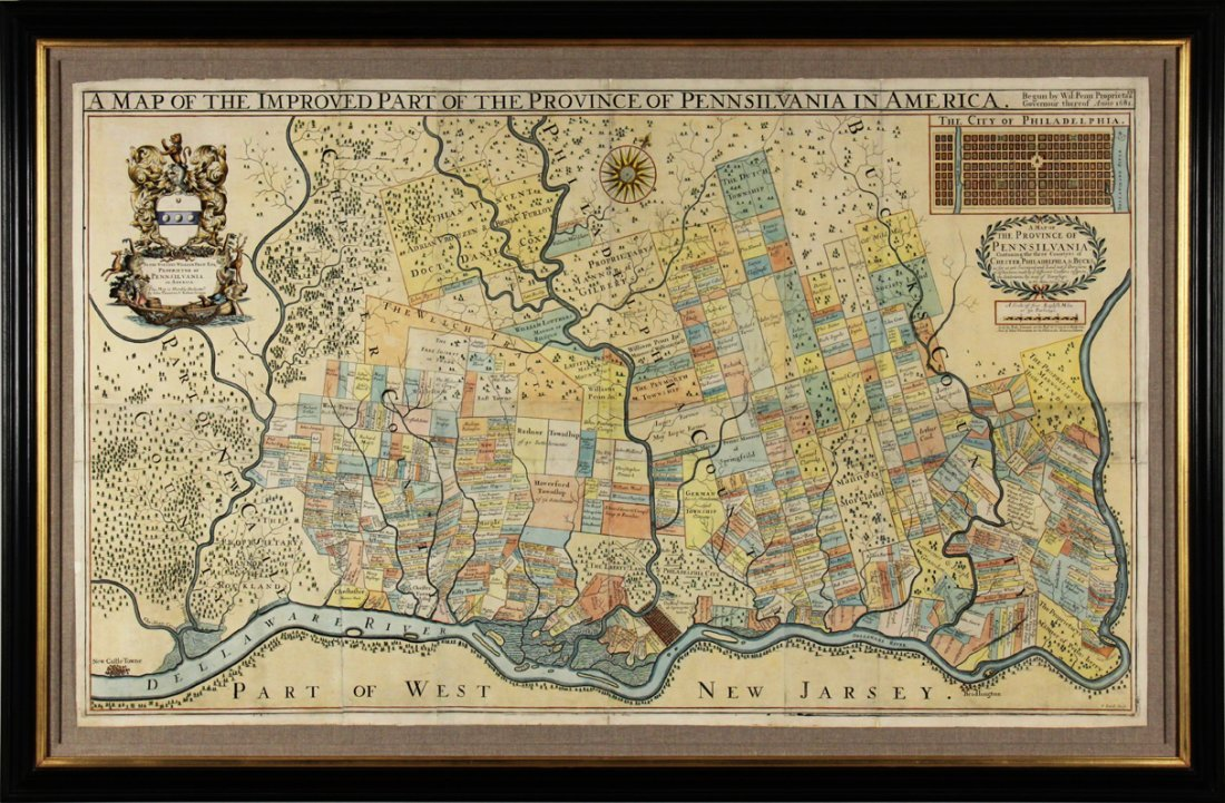 """The Greatest of Early American Maps"""