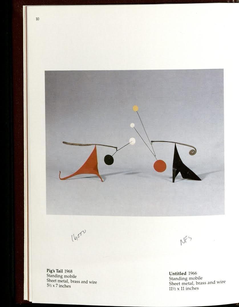 Alexander Calder (American, 1898-1976) - 2