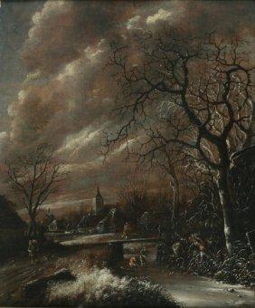 Salomon Rombouts (Dutch, c. 1652-1702)