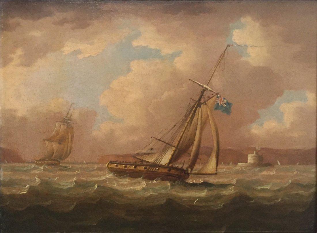 Thomas Buttersworth (English, 1768-1842)