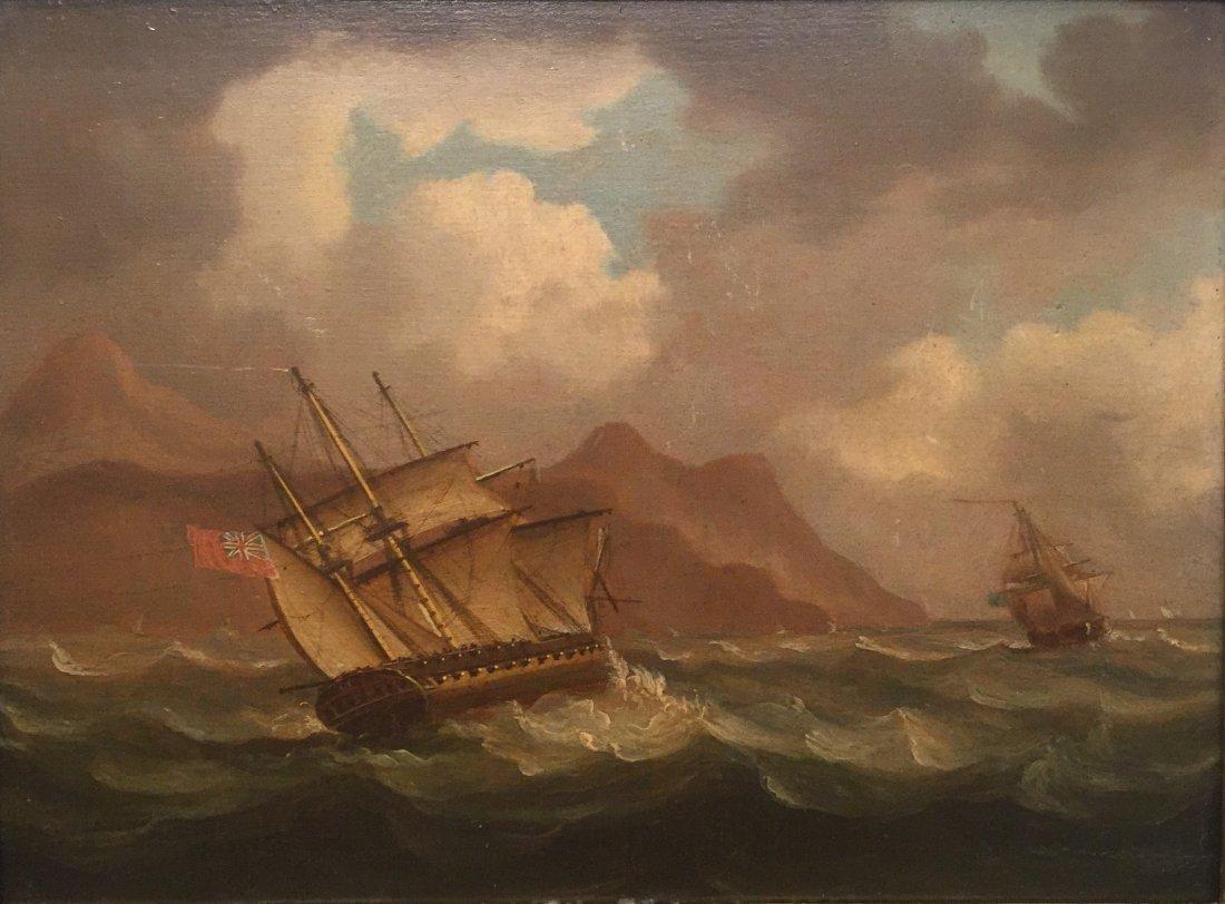 Thomas Buttersworth (English, 1768-1842) - 2