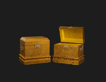 Qianlong And Of Period-A PAIR OF GILT-LACQUERED DRAGON