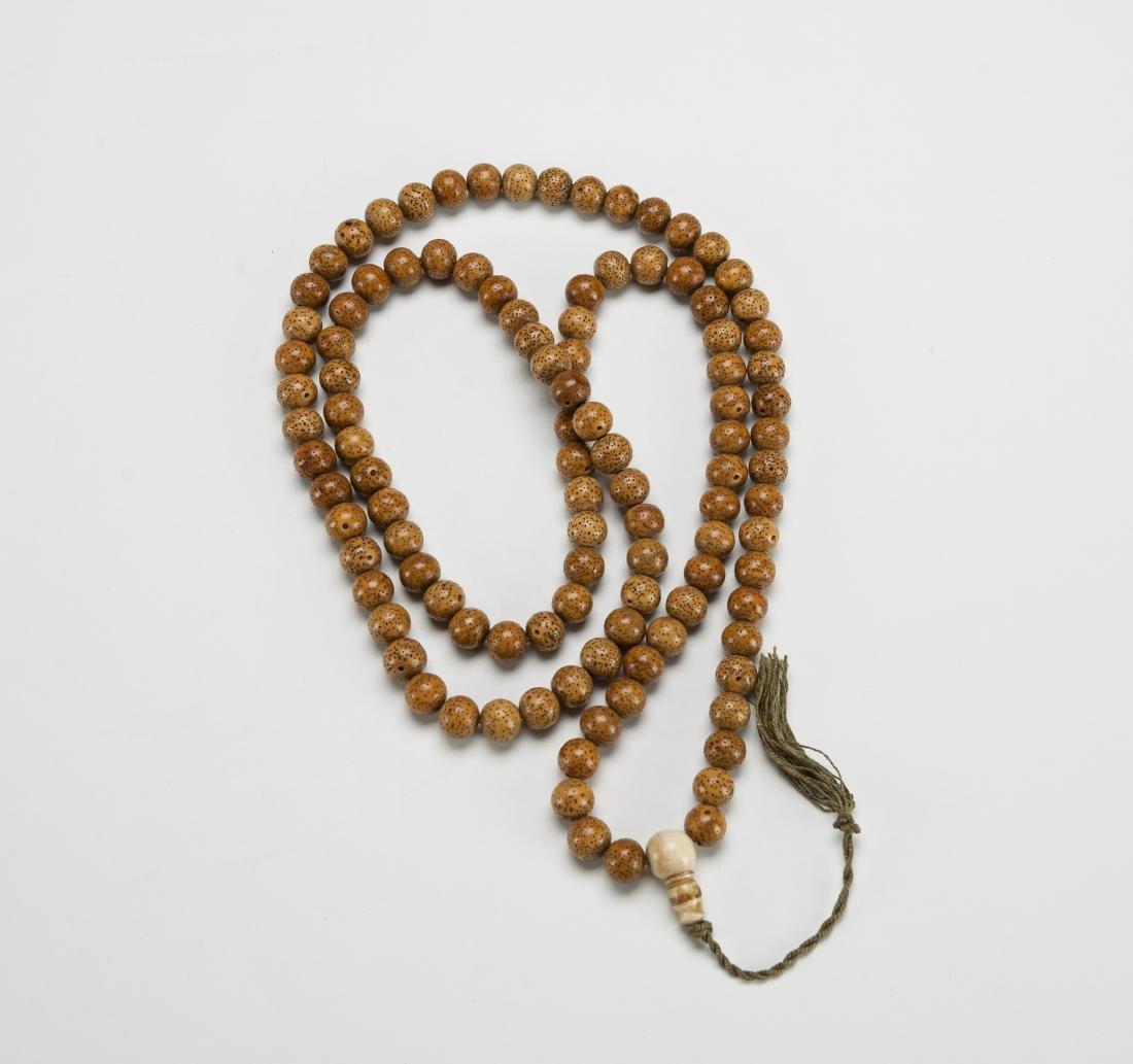 Republic - A Buddha Seek 108 Necklace