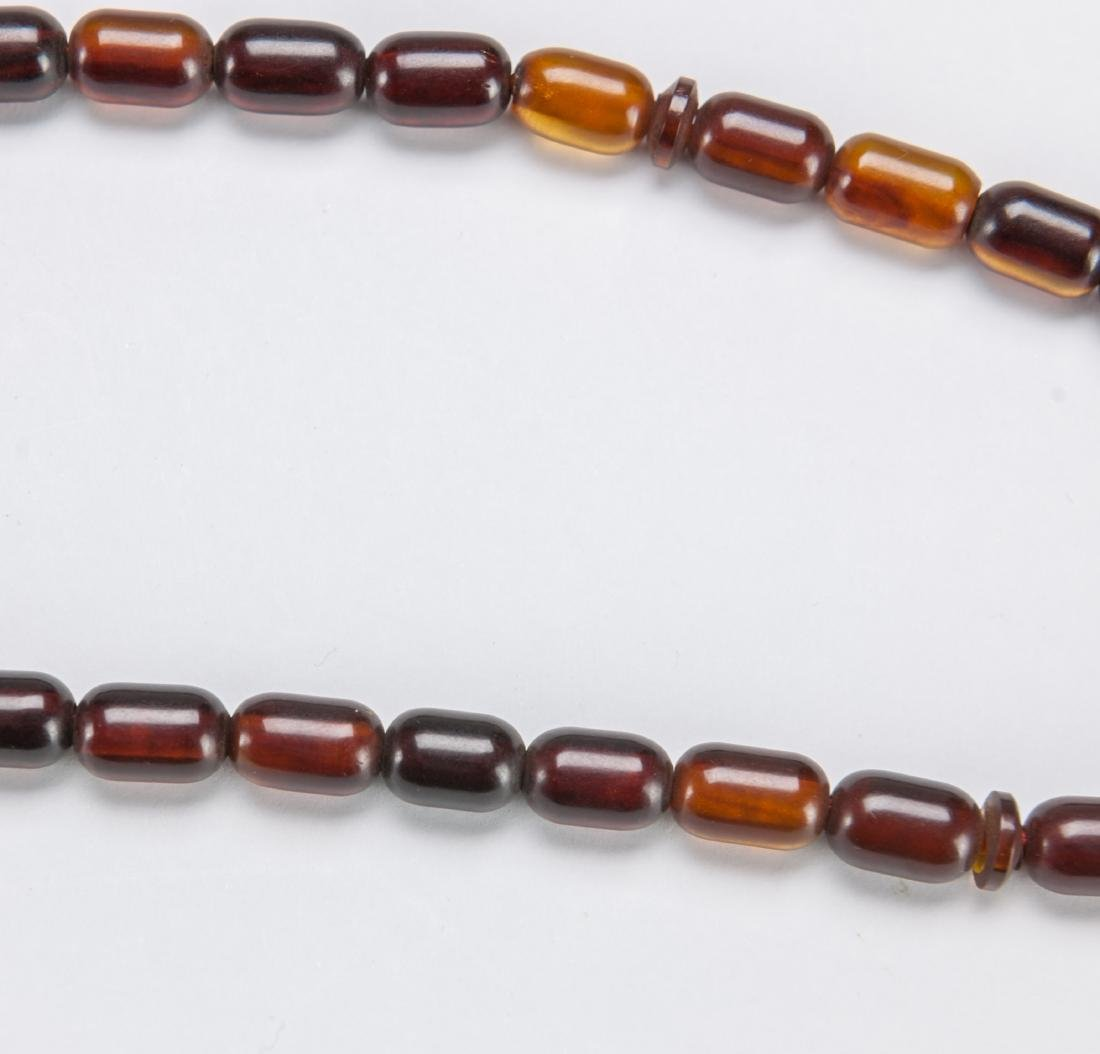 Republic - An Amber Beads Necklace - 3