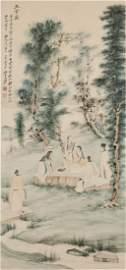 Zheng Daqian (1899-1983)