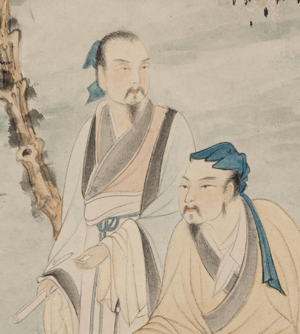 Zheng Daqian (1899-1983) - 3