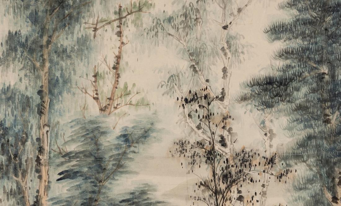 Zheng Daqian (1899-1983) - 5