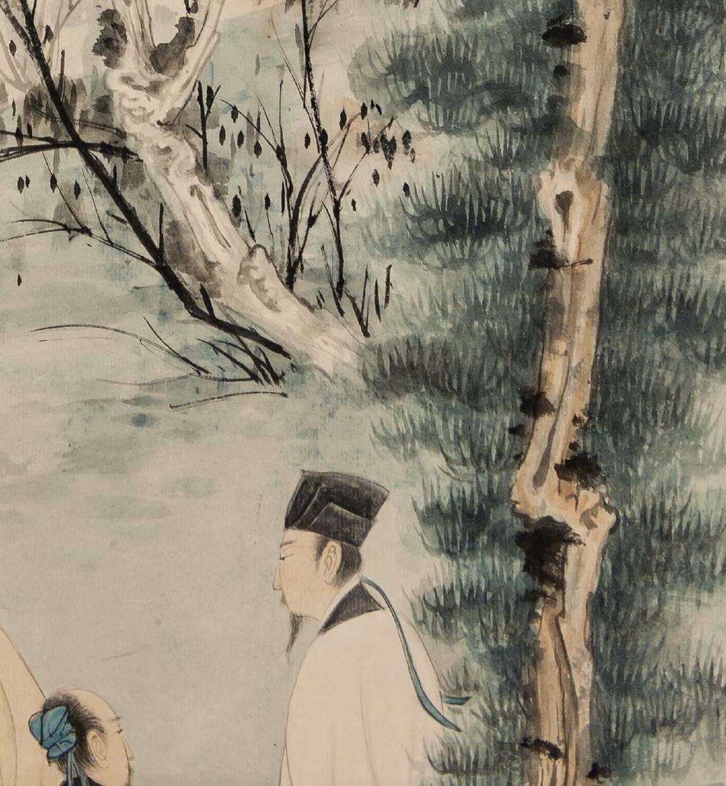 Zheng Daqian (1899-1983) - 8